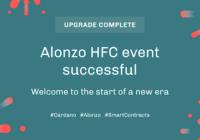 Хардфорк Alonzo криптовалюты Cardano состоялся!
